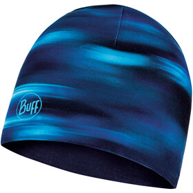 Buff Microfiber Bonnet réversible, shading blue